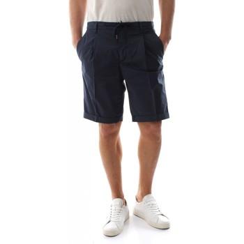 Abbigliamento Uomo Shorts / Bermuda 40weft COACHBE 6054-W1738 BLU blu