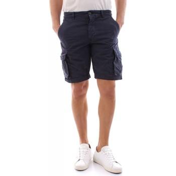 Abbigliamento Uomo Shorts / Bermuda 40weft NICK 6013-W1738 BLU blu