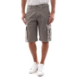 Abbigliamento Uomo Shorts / Bermuda Bomboogie BMFATH T GBT-350 DESERT SAGE verde