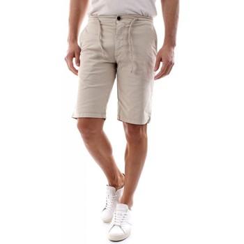 Abbigliamento Uomo Shorts / Bermuda Bomboogie BMPARK T GBT-06 RAW beige