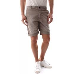 Abbigliamento Uomo Shorts / Bermuda Bomboogie BMSET T GBT-350 DESERT SAGE verde