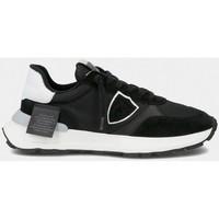 Scarpe Donna Sneakers basse Philippe Model ATLD W001 - ANTIBES-BLACK nero