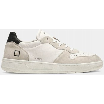 Scarpe Uomo Sneakers basse Date M351-CR-VN-WH COURT VINTAGE-WHITE bianco