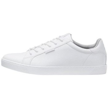 Scarpe Uomo Sneakers basse Jack&Jones Essential 12150725 TRENT-BRIGHT WHITE bianco