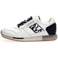Scarpe Uomo Sneakers basse Napapijri Footwear NP0A4ES2 VIRTUS-01A1 WHITE/NAVY bianco