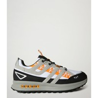 Scarpe Uomo Sneakers basse Napapijri Footwear NP0A4FJV SLATE-01O WHITE/BLACK bianco