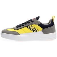 Scarpe Uomo Sneakers basse Napapijri Footwear NP0A4FKF BARK-Y1A YELLOW/GREY giallo