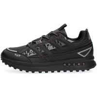 Scarpe Uomo Sneakers basse Napapijri Footwear NP0A4G8F041 - SLATE-BLACK nero