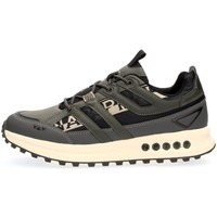 Scarpe Uomo Sneakers basse Napapijri Footwear NP0A4G8FGD6 - SLATE-NEW OLIVE GREEN verde