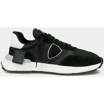 Scarpe Uomo Sneakers basse Philippe Model ATLU W001 - ANTIBES-BLACK nero
