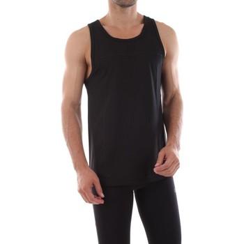 Abbigliamento Uomo Top / T-shirt senza maniche Calvin Klein Jeans 00GMS8K103 TANK-007 BLACK nero