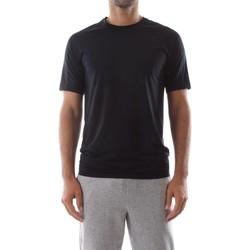 Abbigliamento Uomo T-shirt & Polo Calvin Klein Jeans 00GMS8K145 SS TEE-007 BLACK nero