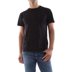 Abbigliamento Uomo T-shirt & Polo Bomboogie TM6344 T JORG-90 BLACK nero