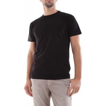 Abbigliamento Uomo T-shirt & Polo Bomboogie TM7003 T JORG-90 BLACK nero