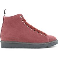 Scarpe Donna Sneakers alte Panchic sneakers donna alte P01W1400200006 G08G11 ANKLE BOOT SUEDE Pelle