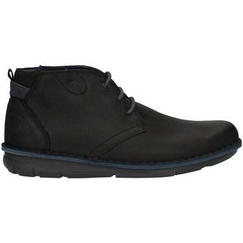 Scarpe Uomo Sneakers alte Fluchos F0701AI22 Basse Uomo NEGRO NEGRO