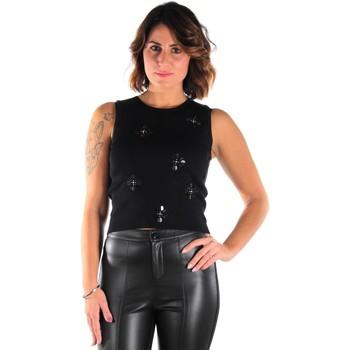 Abbigliamento Donna Top / Blusa MICHAEL Michael Kors 99151 Nero