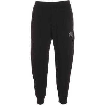 Abbigliamento Uomo Pantaloni da tuta Armani TROUSER  6K1P621JHSZ 0999 NERO