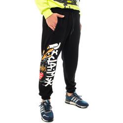Abbigliamento Uomo Pantaloni Disclaimer  Nero