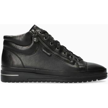 Scarpe Donna Sneakers alte Mephisto JULIE Nero