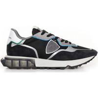 Scarpe Uomo Running / Trail Philippe Model Sneaker La Rue Mondial Tech Nero
