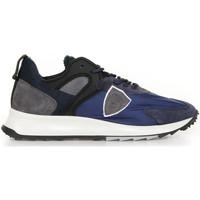 Scarpe Uomo Sneakers basse Philippe Model Sneaker Royale Mondial Blu