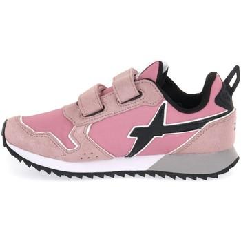 Scarpe Bambina Sneakers basse W6yz JET VL-J Sneakers Bambina ROSA ROSA