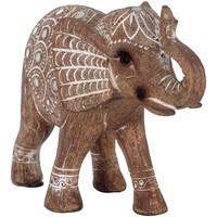 Casa Statuette e figurine Signes Grimalt Figura Elefante Marrón
