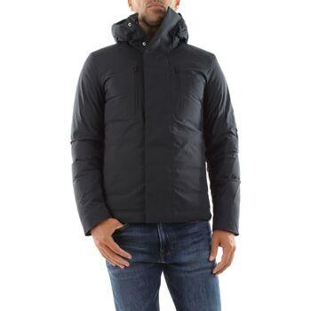 Abbigliamento Uomo Giacche Save The Duck D30309M MATT13 - CESAR-10000 BLACK nero