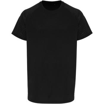 Abbigliamento Uomo T-shirt maniche corte Tridri TR014 Nero