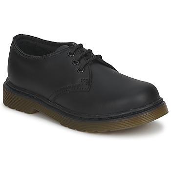 Scarpe Unisex bambino Derby Dr Martens Dm J Shoe Nero