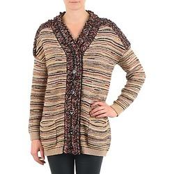 Abbigliamento Donna Gilet / Cardigan Antik Batik WAYNE Beige