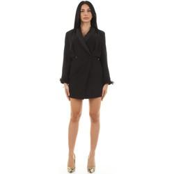Abbigliamento Donna Abiti corti Vicolo TX0972 Nero