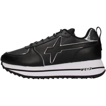 Scarpe Donna Sneakers alte W6Yz - Just Say Wizz 2016094-04-0A01 NERO