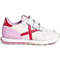 Scarpe Bambina Sneakers basse Munich 113 - 8207455 Bianco