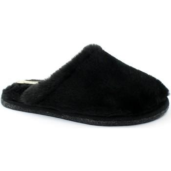 Scarpe Donna Pantofole Grunland GRU-I21-CI1803-NE Nero