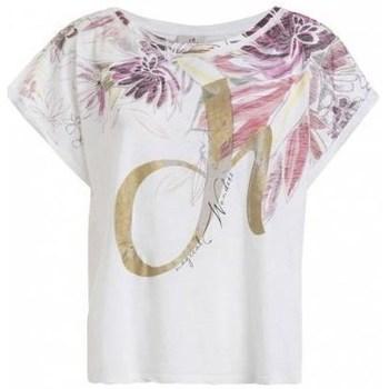 Abbigliamento Donna T-shirt maniche corte Deha D4312210001 Bianco