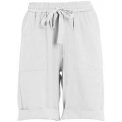 Abbigliamento Donna Shorts / Bermuda Deha Hype Bianco