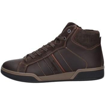 Scarpe Uomo Sneakers alte Imac 802880 CAFFE'