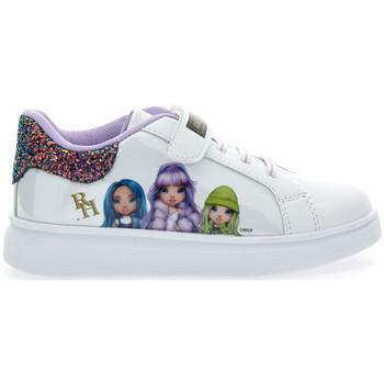 Scarpe Bambina Sneakers basse Rainbow High 0801 BIANCO