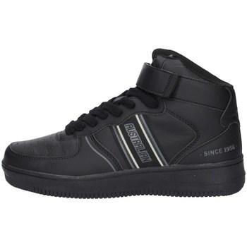 Scarpe Uomo Sneakers alte Australian AU136 NERO