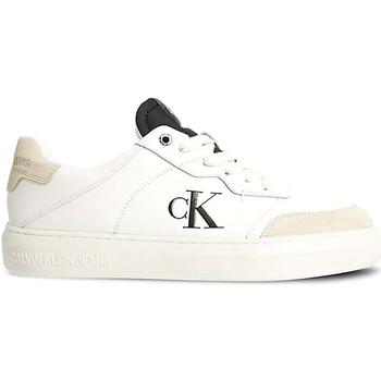 Scarpe Uomo Sneakers basse Calvin Klein Jeans YM0YM00283 Bianco
