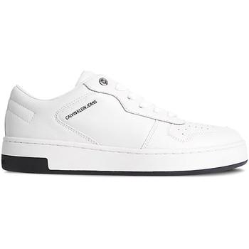 Scarpe Donna Sneakers basse Calvin Klein Jeans YW0YW00448 Bianco