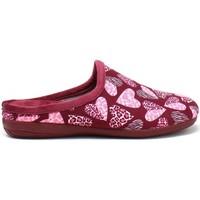 Scarpe Donna Pantofole Susimoda 6121 Rosso