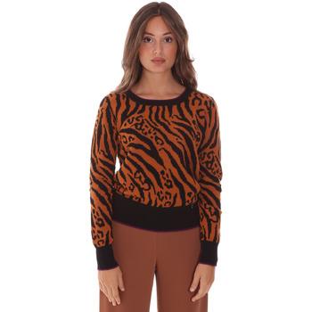 Abbigliamento Donna Maglioni Gaudi 121BD53017 Marrone