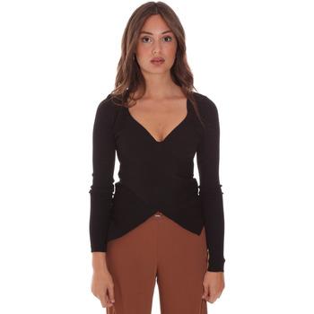 Abbigliamento Donna Maglioni Fracomina F321WT7016K48001 Nero