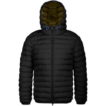 Abbigliamento Uomo Piumini Invicta 4431806/U Nero