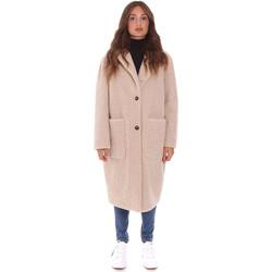 Abbigliamento Donna Cappotti Trussardi 56S00694-1T005466 Beige