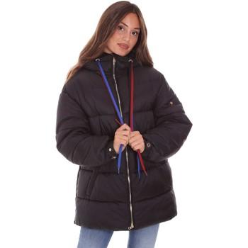 Abbigliamento Donna Piumini Fracomina FR21WC3007O43001 Nero