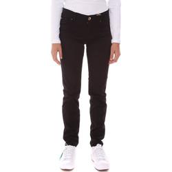 Abbigliamento Donna Pantaloni 5 tasche Gaudi 121BD25006 Nero